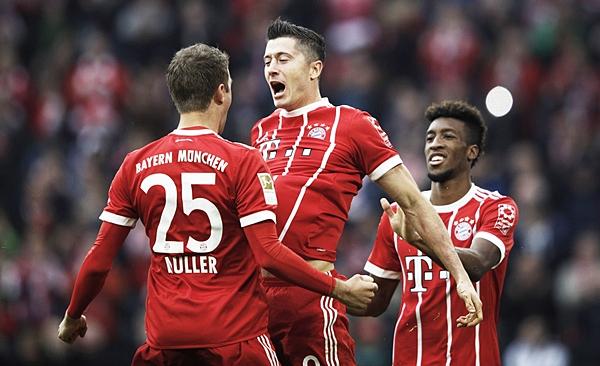 Prediksi Skor Bayern Munchen vs Manchester United 6 Agustus 2018