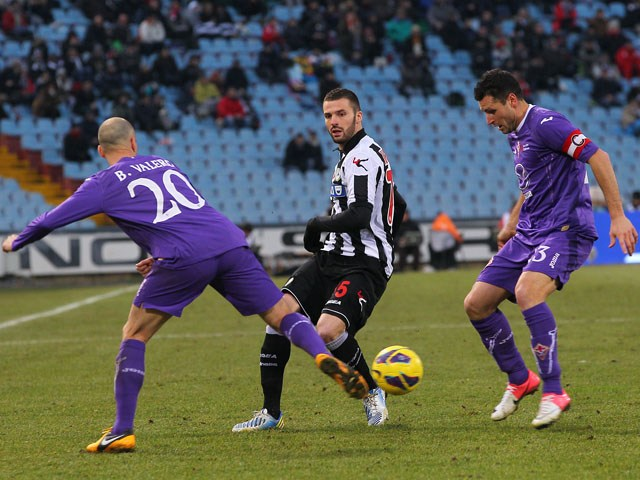 Prediksi Skor Fiorentina Vs Udinese 2 September 2018