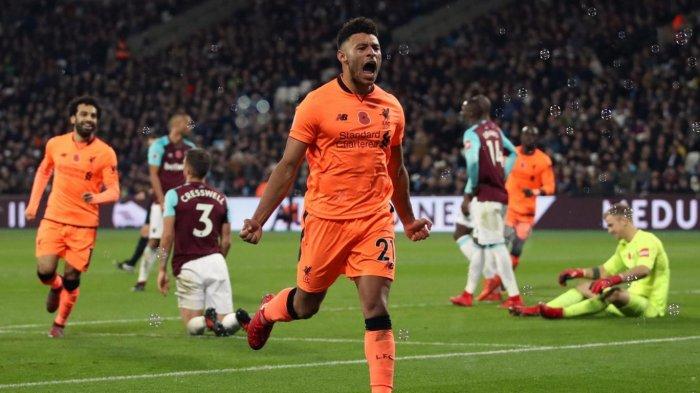 Prediksi Skor Liverpool Vs West Ham United 12 Agustus 2018