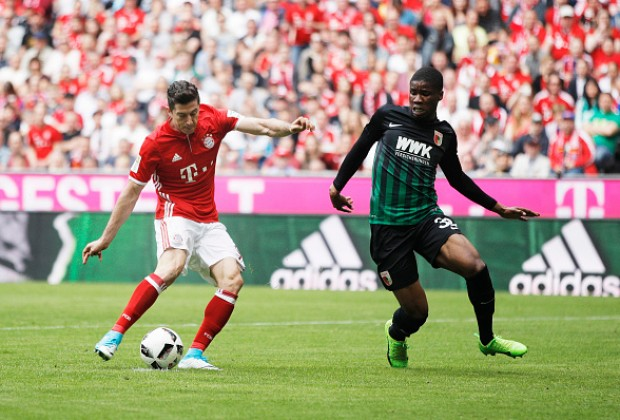 Prediksi Skor Bayern Munchen Vs Augsburg 26 September 2018