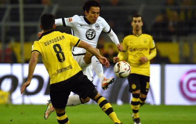 Prediksi Skor Borussia Dortmund Vs Eintracht Franfurt 15 September 2018
