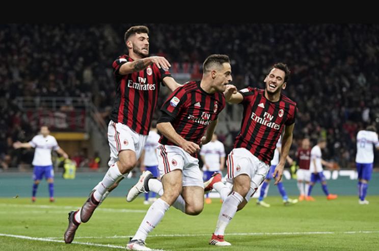 Prediksi Skor Dudelange Vs AC Milan 21 September 2018