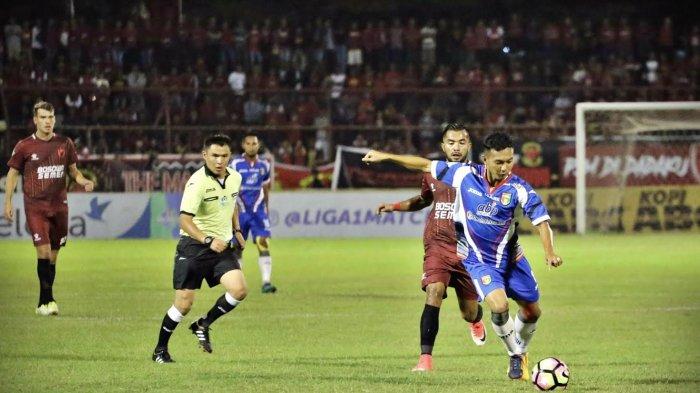 Prediksi Skor Bhayangkara FC VS Sriwijaya FC 12 Oktober 2018