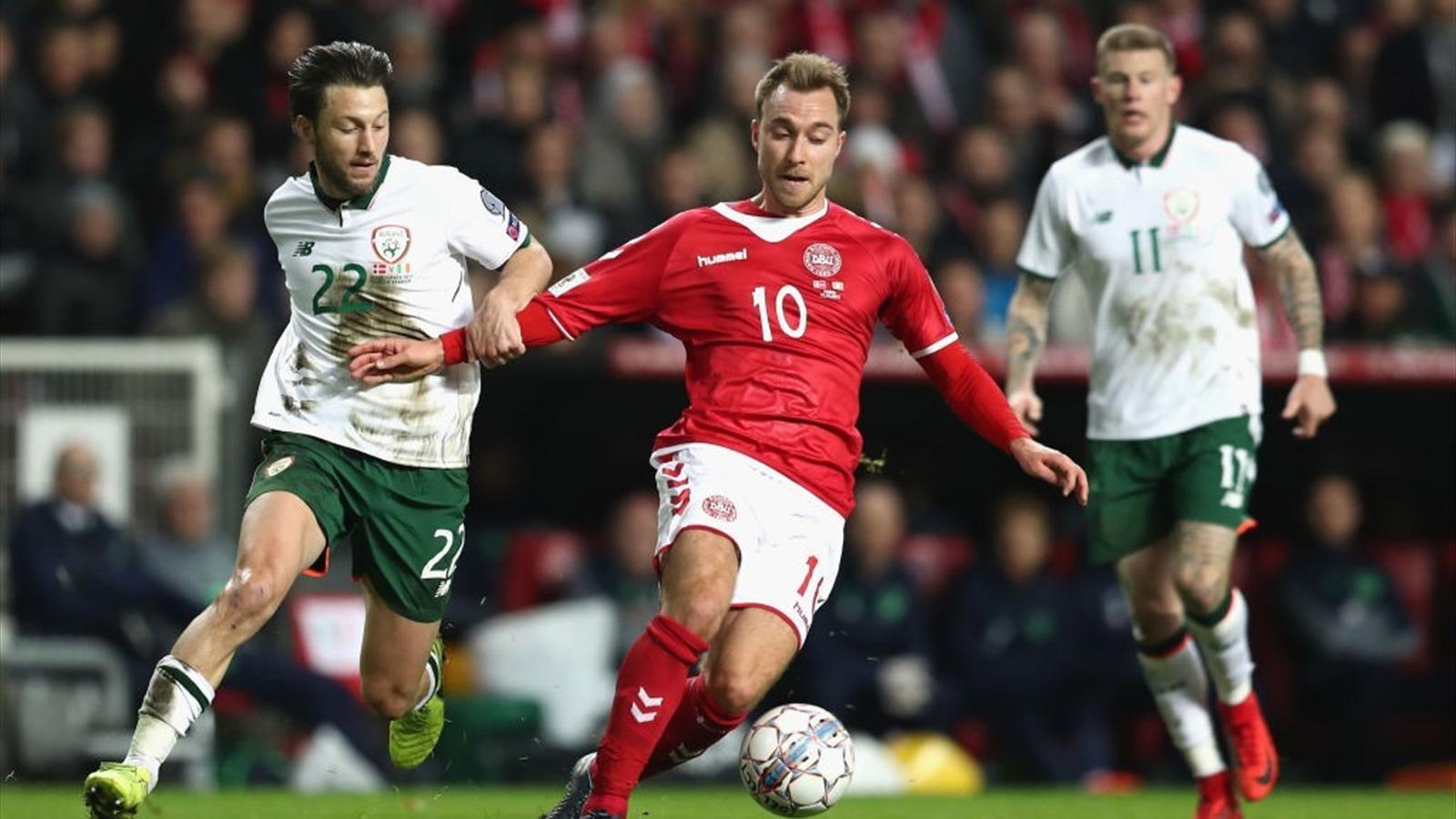 Prediksi Skor Ireland Vs Denmark 14 Oktober 2018