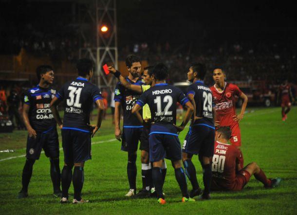 Prediksi Skor PSM Makassar Vs Arema FC 14 Oktober 2018