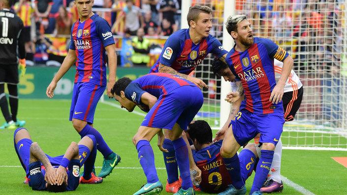 Prediksi Skor Valencia Vs Barcelona 08 Oktober 2018