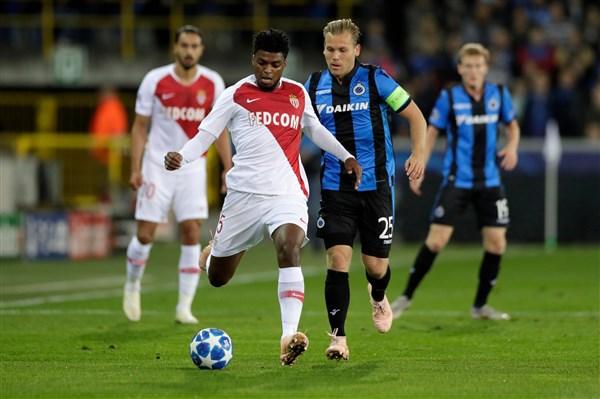 Prediksi Skor AS Monaco Vs Club Brugge 07 November 2018