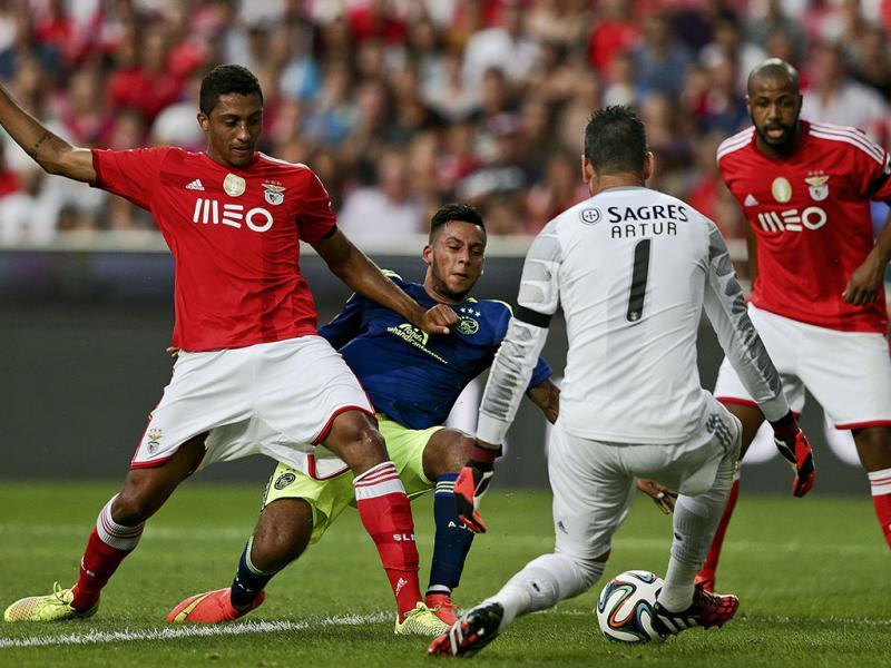 Prediksi Skor Benfica vs Ajax 08 November 2018